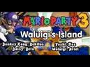 Mario Party 3 Waluigi Island Multiplayer