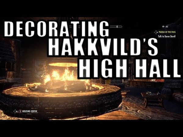 ESO Hakkvilds High Hall