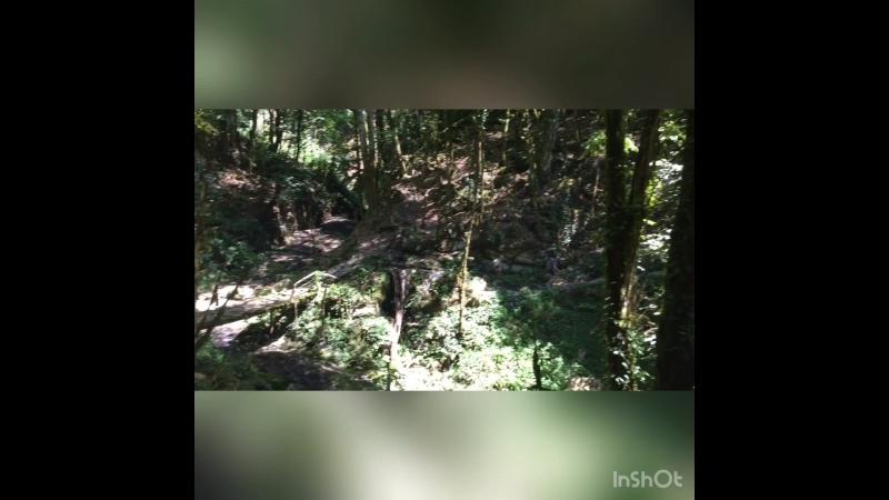 Поход на водопады и эко поселение Ажек
