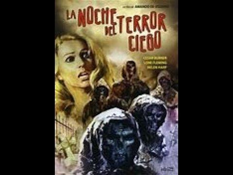 La noche del terror ciego (1971), Amando de Ossorio.