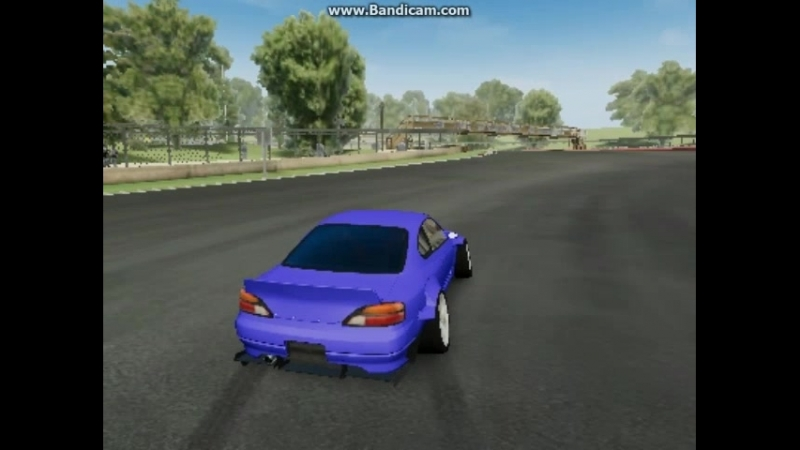 Дрифтовая Silvia S15 (CarX Drift Rasing Online)