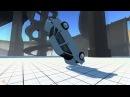 Краш-тест Лады Приоры на движке FlatOut 3!