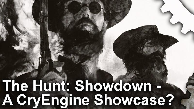 The Hunt: Showdown - A PC/CryEngine Tech Showcase!