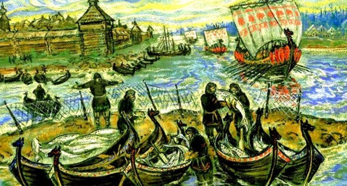 Торговля в Полоцке