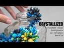Crystallized - Mixed Media Sculpture - Time Lapse Sculpting