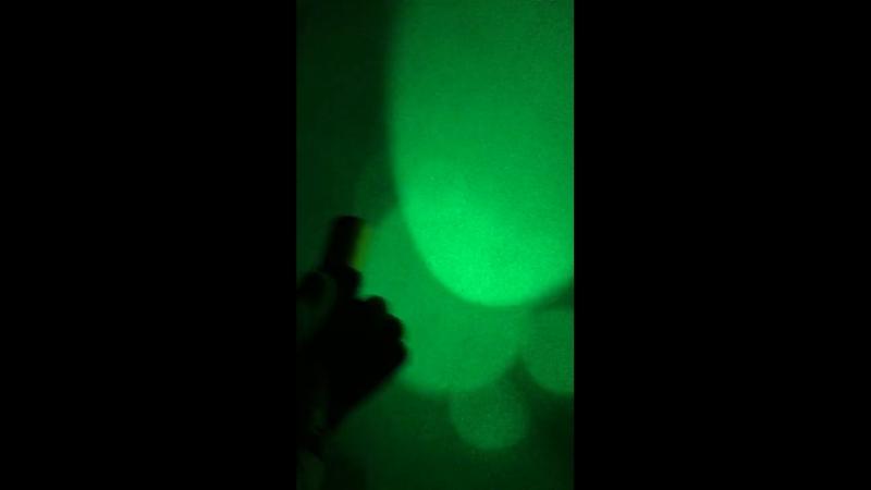 Обзор экрана и фонарика для Шоу Световых картин / Nova Show