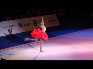 Художественная гимнастика 2013  Гран При  Маргарита Мамун