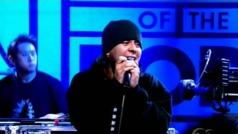 Linkin Park Faint Top Of The Pops 2003