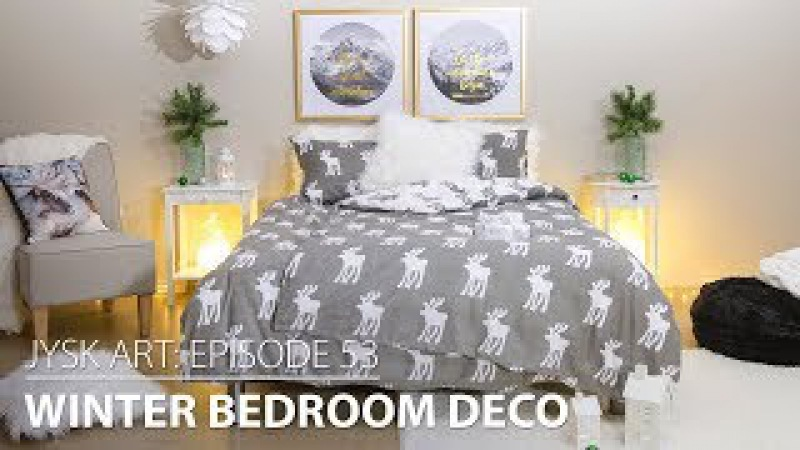 JYSKart Episode 53: Winter Bedroom Deco