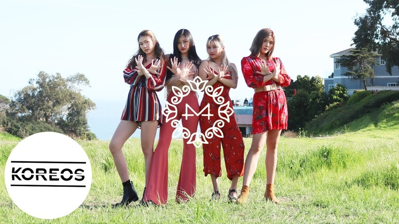 [Koreos] MAMAMOO 마마무 - Starry Night 별이 빛나는 밤 Dance Cover 댄스커버