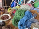 Fiber Linen Wool Weaving Monroe County Historical Association