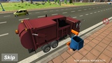 Garbage Truck &amp Recycling SIM Garbage Truck &amp Recycling Simulator - Android Gameplay FHD
