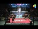 CMLL Cachorro Hechicero Virus vs Dragon Lee El Barbaro Cavernario Negro Casas Six Man Tag Team Two Out Of Three Falls Match 13 05 2014