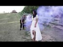 Цветной дым фотосессия девушки_праздники64