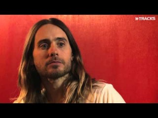 A good start for a good interview with Jared Leto - Tracks ARTE