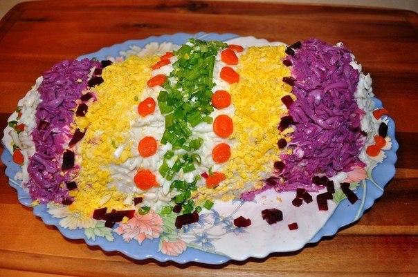 Индийские праздничные салаты с фото