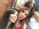 Amirah Adara, Cathy Heaven, Lilu Moon, Shrima Malati backstage Salon Erotico de Barcelona