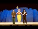 Blue Canary. Театр Лицедеи