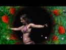 Восточный танец живота. Смотрите с удовольствием