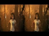 Michael Jackson's Earth Song real 3D sbs (side by side)
