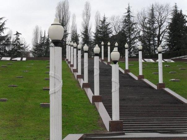 Мемориал в Сочи
