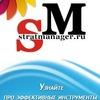 УПРАВЛЕНИЕ ПРОЕКТАМИ со Stratmanager.ru, стратег
