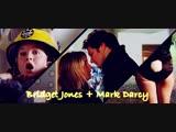 Bridget Jones + Mark Darcy -- Bridget Joness Diary