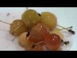 Варенье из райских яблок или ранеток . простые и вкусные заготовки