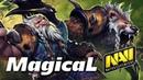 MagicaL Lone Druid Natus Vincere Dota 2 Pro Gameplay