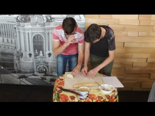 ГИМНАЗИСТЫ Г.О. ЧАПАЕВСК НА МАСТЕР-КЛАССЕ У ШЕФ-ПОВАРА В КАЗАНИ