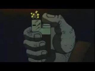 Остров сокровищ - Песня о вреде курения.