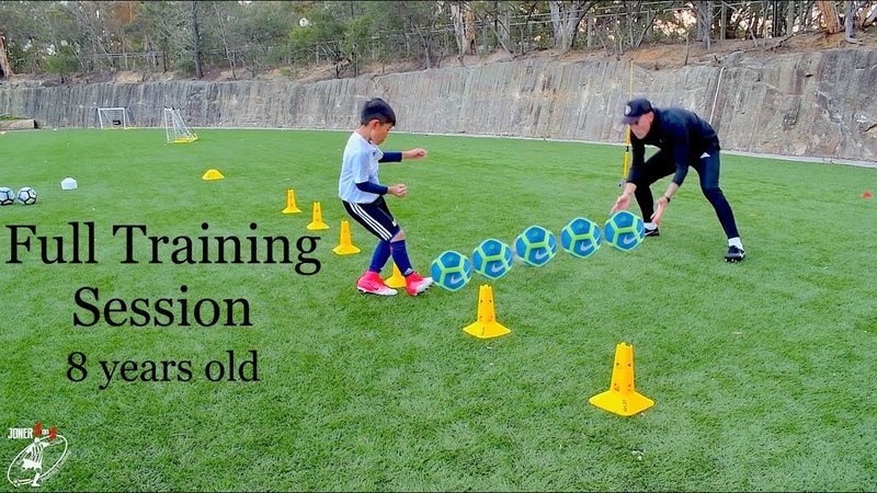 ‼️8 YEARS OLD‼️ | FULL SESSION | FLEW FROM HONG KONG TO TRAIN WITH JONER 1on1