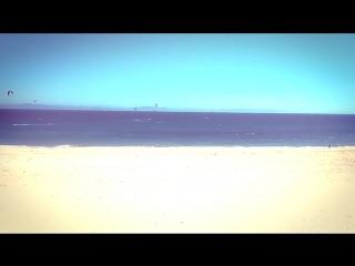 Тарифа,пляж Вальдевакерос.Дюны.