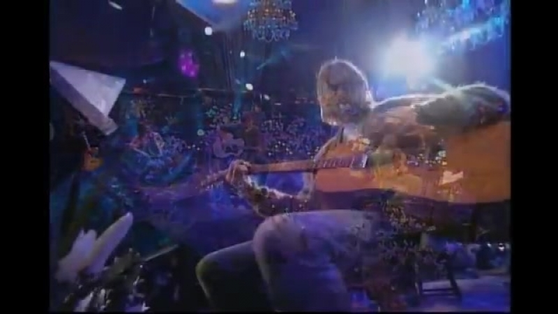 Nirvana Where did you sleep last night HD