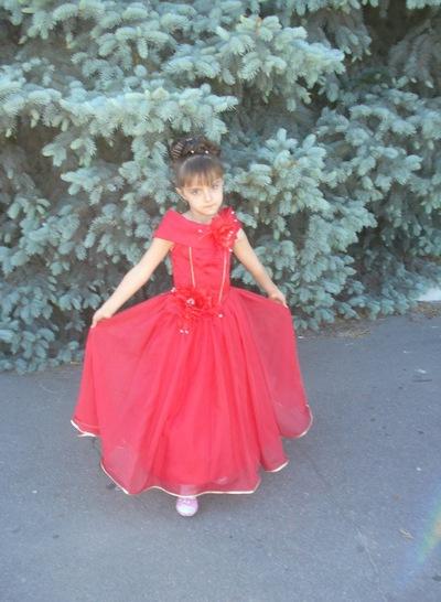 Елизавета Квач, 19 декабря , Комсомольск, id194384864