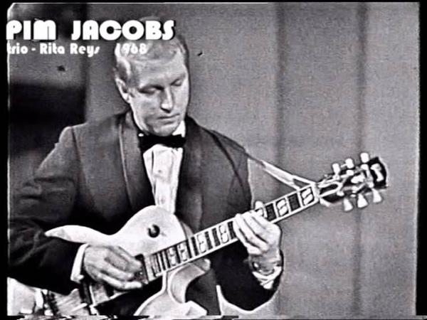 Pim Jacobs trio a Rita Reys - Praha, palác LUCERNA 1968