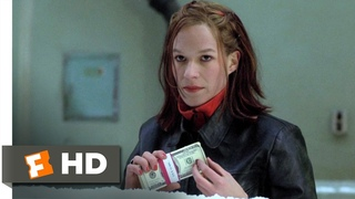 The Bourne Identity (5/10) Movie CLIP - You Need Money, I Need a Ride (2002) HD