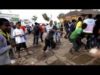 эфиопы: BBC От Иордании до Эфиопии, Эпизод 7 От Иордании до Эфиопии