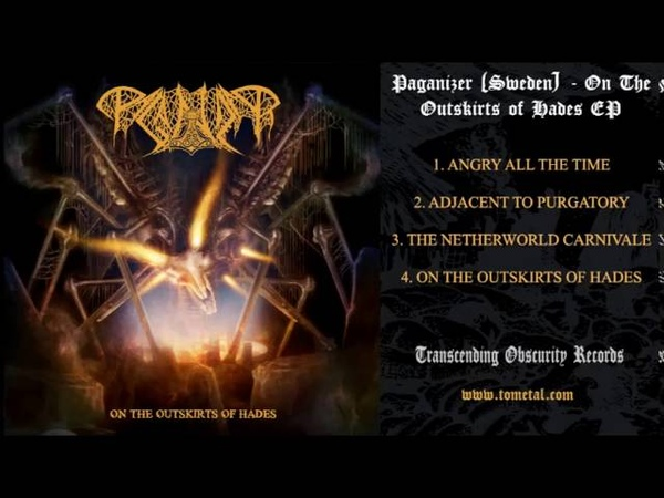 Paganizer (Sweden) - Angry All The Time (Old School Swedish Death Metal)