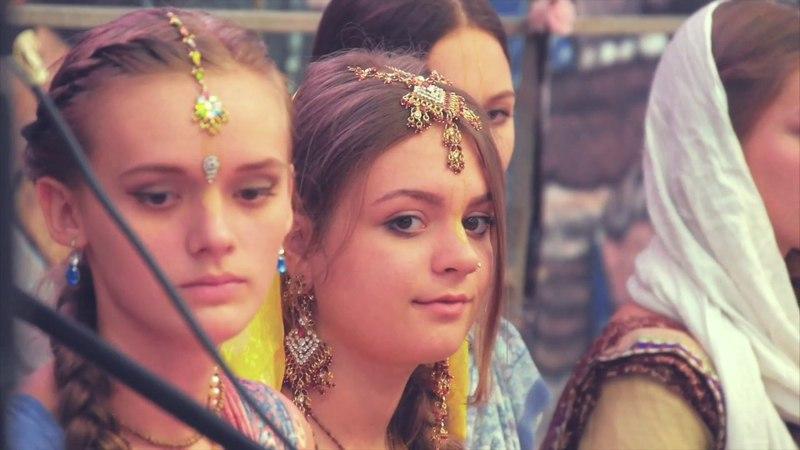 Украина - Фестиваль Бхакти Сангама 2016 ИСККОН