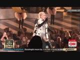 CNN's New Years Eve: Gwen Stefani - Hollaback Girl (12.31.2018)