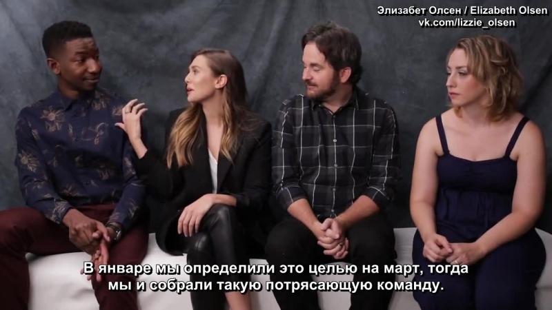 Интервью для журнала «Deadline Hollywood» (09.09.18) [Rus Sub]