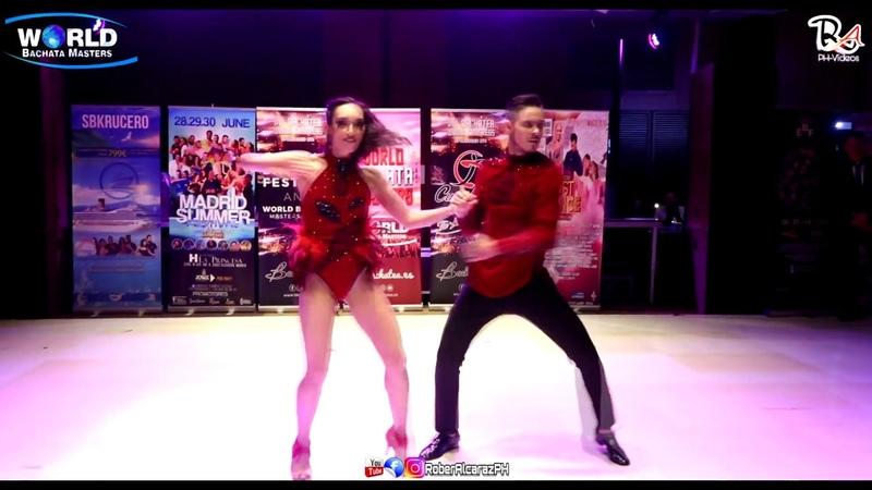 MISHA Y SABINA , WORLD BACHATA MASTER 2019 (coreografía)