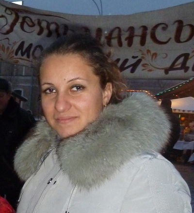 Галина Дмитренко, 24 декабря 1981, Одесса, id170950747