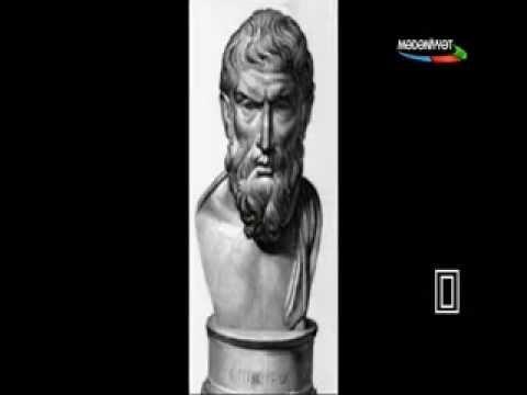 Adil Əsədov Zəka nuru proqramı üzrə Dahilər seriyasından Epikürlə bağlı çıxış etmişdir 3