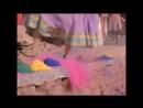 """клип """"Праздник Холли"""" из индийского фильма """"Месть и закон"""" (1975)"""