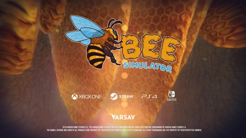 Bee Simulator – Gamescom 2018 Trailer (PC, Xbox One, PS4, Nintendo Switch)