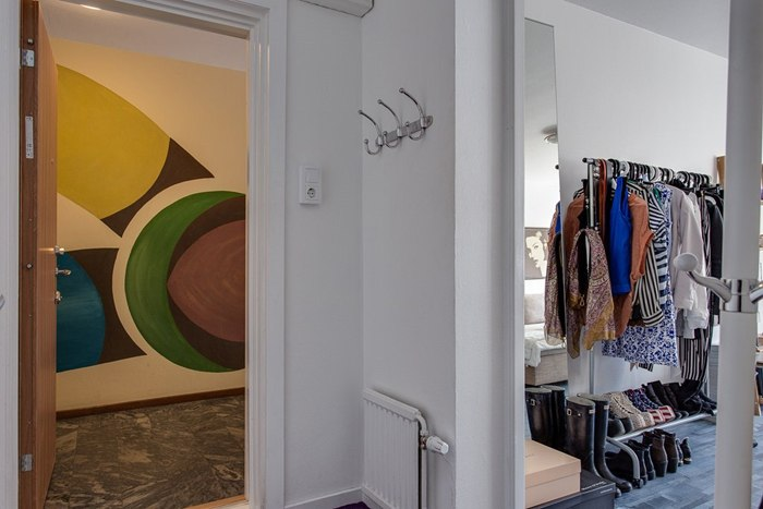 Аккуратная квартира-студия 30 м в Европе.