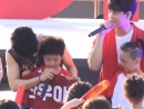 Big kids ChanBin with lil kids, this video might make you cry. To little boy holding a cha