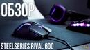 Обзор SteelSeries RIVAL 600 - Лучшая игровая мышка 2018 года